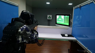 2018数维模拟轻武器射击训练系统